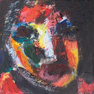 Maleri af Gunleif Grube