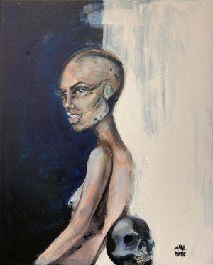 Maleri af Anne Ditte